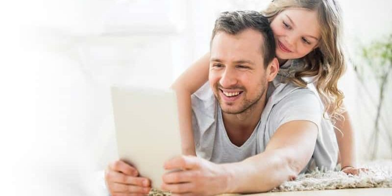 Семья выбирает потребительский кредит Сбербанка для физических лиц